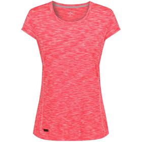 Regatta Hyperdimension - T-shirt manches courtes Femme - rouge